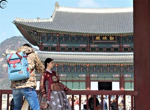 Palacio-Gyeongbokgung-Seúl
