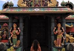 Templo-hindú-en-La-Reunión