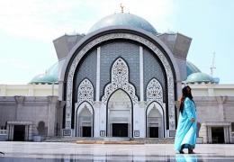 Mezquita Federal en Kuala Lumpur