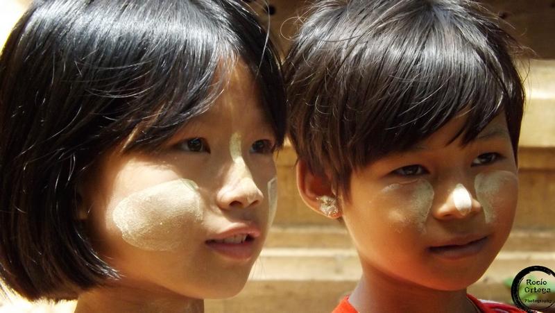 aldea de bagan myanmar