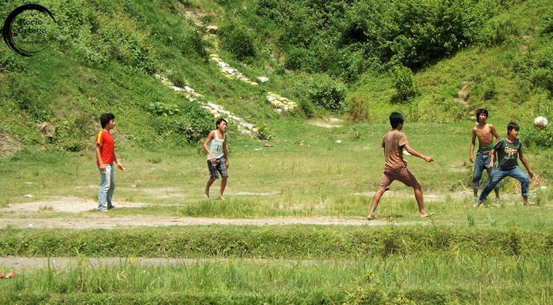 alrededores de katmandu nepal