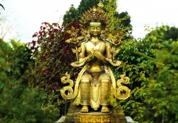 monasterio de kopan katmandu