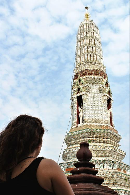 Templo Wat Arun en Bangkok