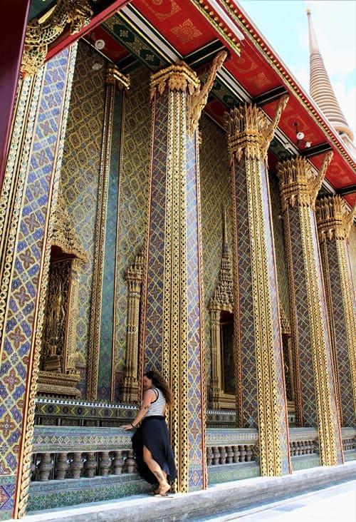 Templo-Wat-Ratchabophit-en-Bangkok