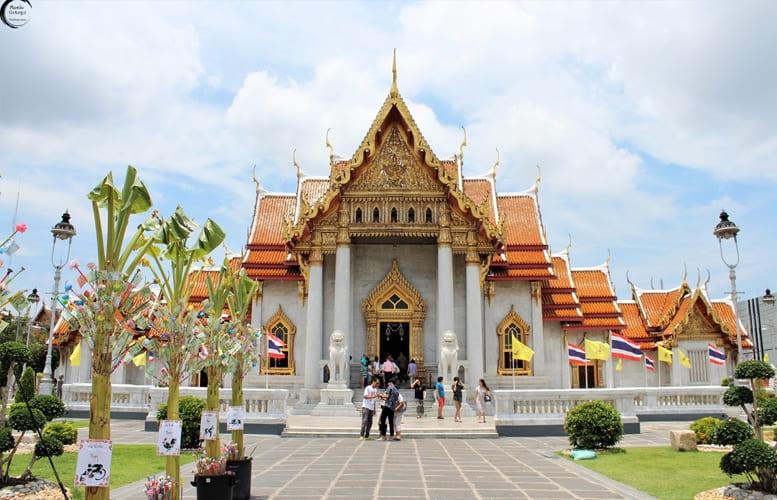 Wat-Benchamabophit-en-Bangkok