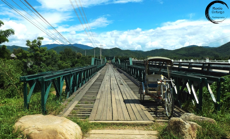 puente memorial bridge en pai tailandia