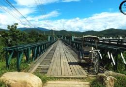 puente memorial bridge en pai tailandia