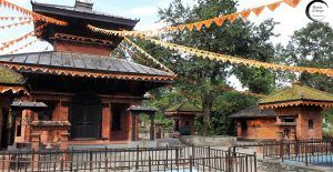 Templo en Pokhara