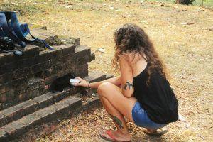 En los Templos de Angkor