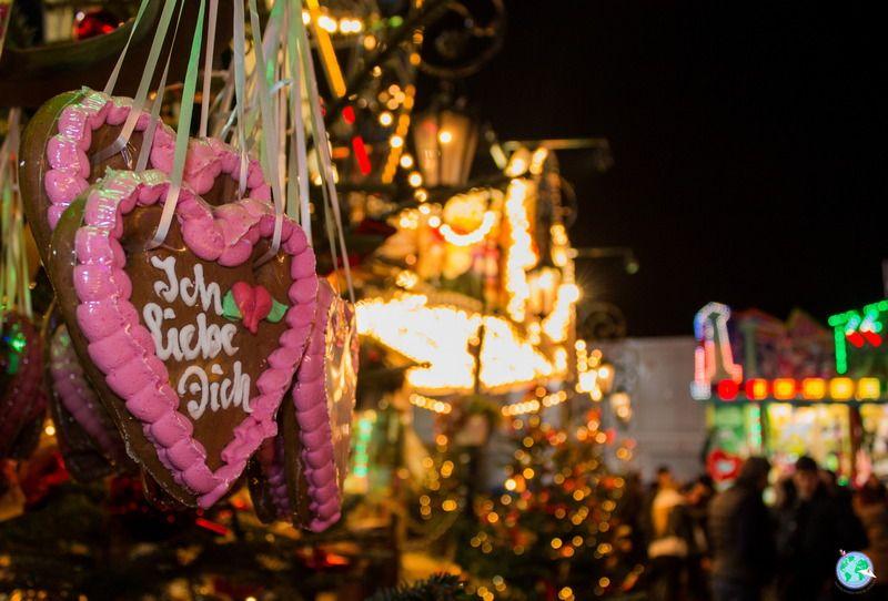 Mercados navideños de Berlín