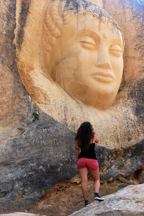 Maitreya. Ruta de las Caras