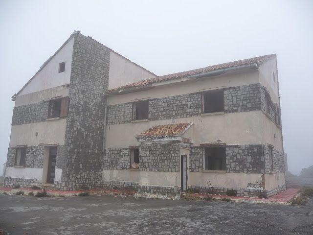 Base militar de La Salada (Castellón). Foto sacada de Foto Rutas de la Comunidad Valenciana
