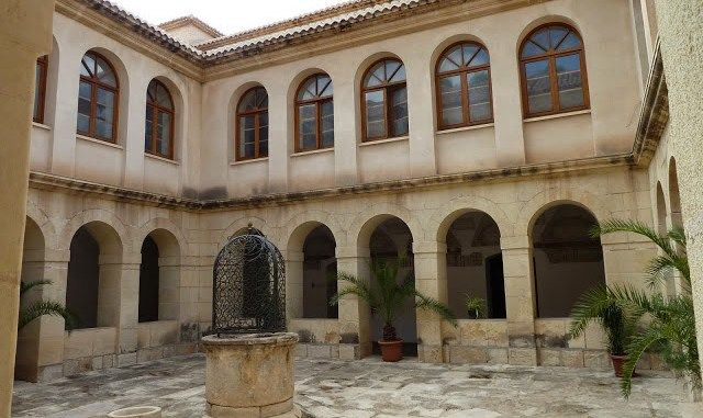 Biblioteca municipal de Elche (Alicante). Foto de Valencia Culture Magazine