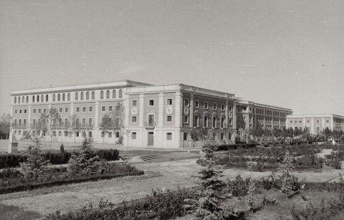 El instituto de la Misericordia (Valencia). Foto de Valencia Culture Magazine