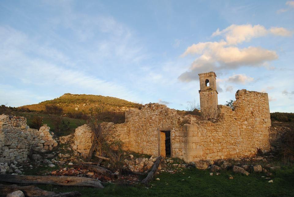 El pueblo de Ochate (Burgos). Foto de El Ojo Crítico