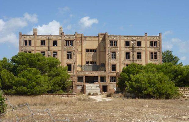 Hospital para tuberculosos (Tarragona). Foto de minube
