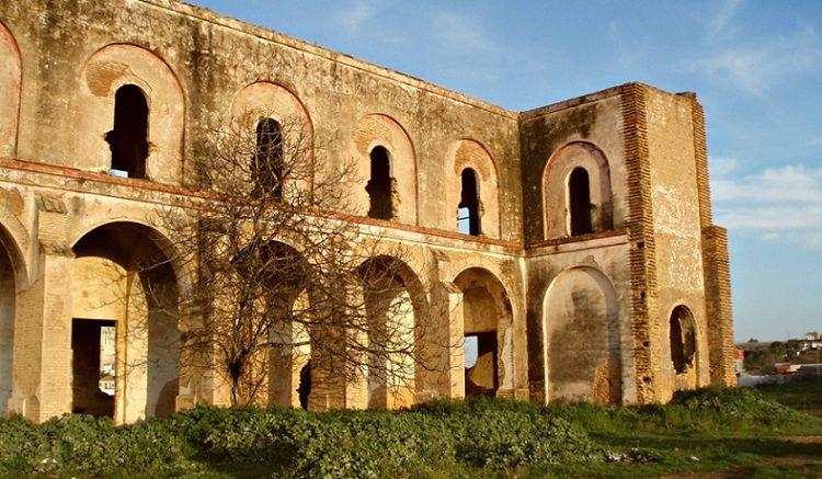 Monasterio del Diablo (Sevilla). Foto de Sevilla Secreta