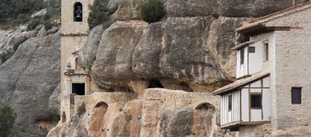 Santuario de la Balma (Castellón). Foto de Blasting News
