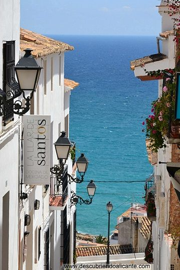 Rincones de España: Altea