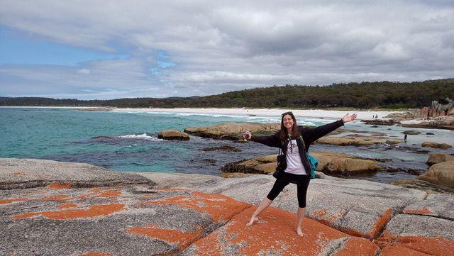 """Viajar sola: Anna de """"annarovirac"""" en Tasmania (Australia)"""