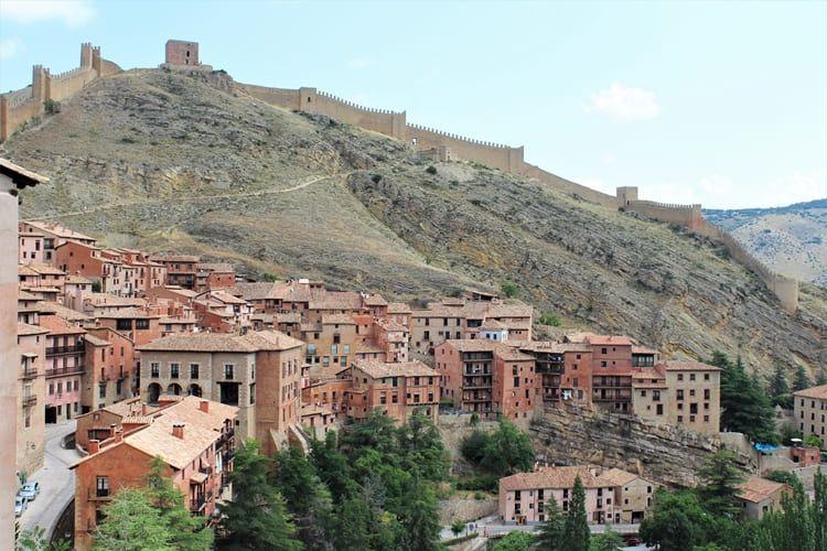 Conoce los lugares más maravillosos de España: Albarracín. Foto de autoría propia