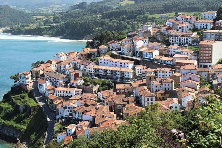 Conoce los lugares más maravillosos de España: Lastres (Asturias). Foto de autoría propia