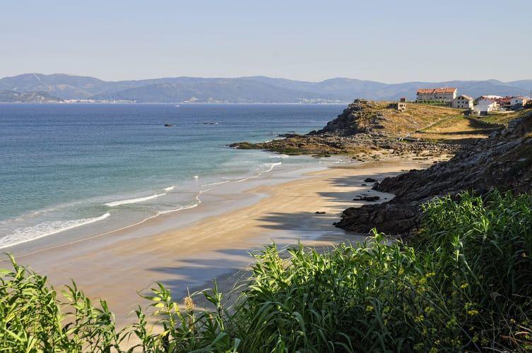 Conoce los lugares más maravillosos de España: Noya (Galicia). Foto de dominio público