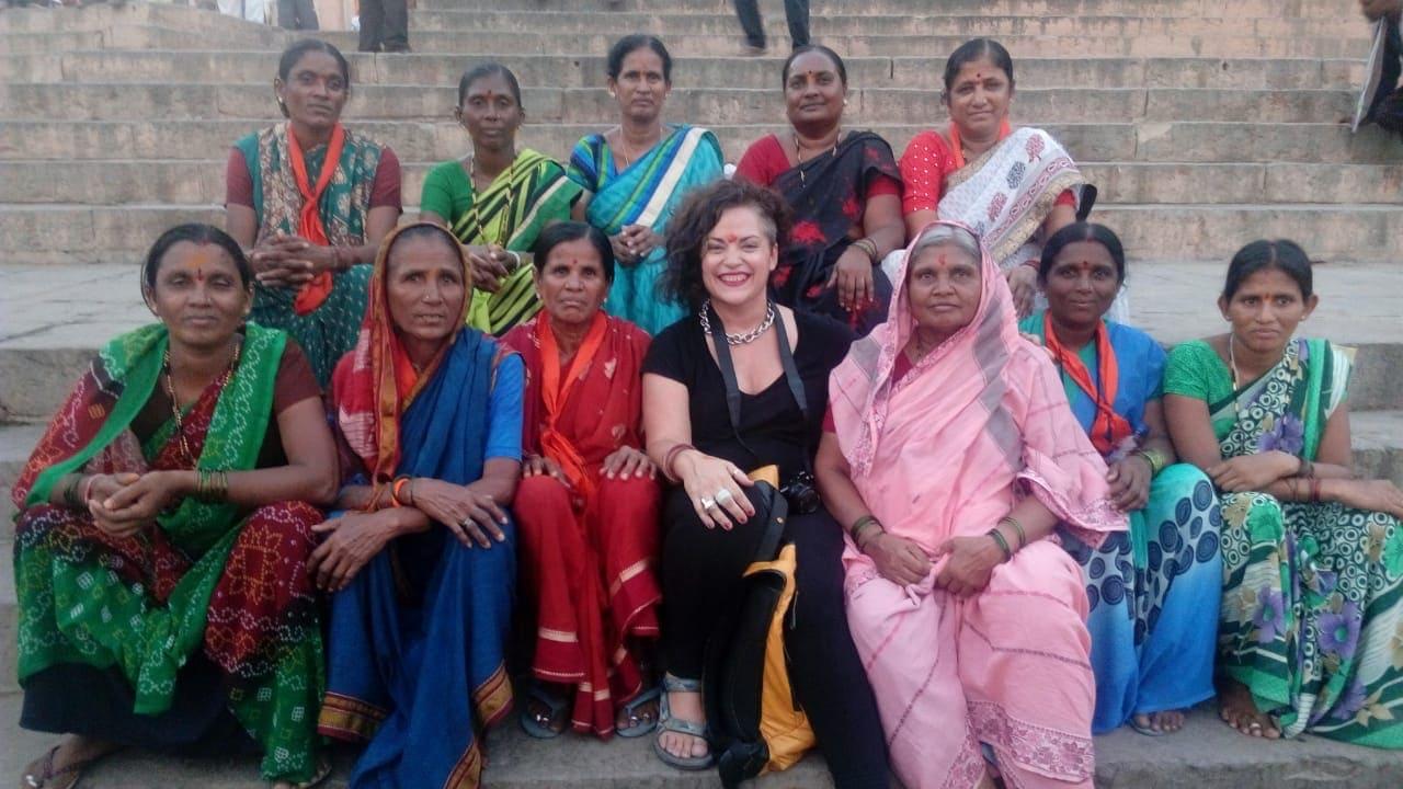 """Viajar sola: Ariadna de """"ladyqueentravel"""" en India"""
