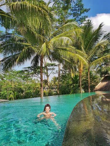 "Viajar sola: Carmen de ""autenticatraveler"" en Indonesia"