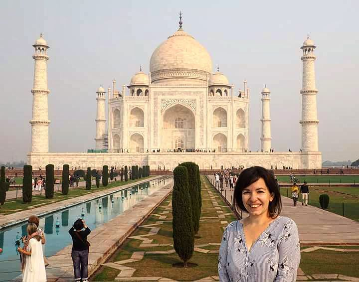 """Viajar sola: Eliana de """"darvueltaalmundo"""" en India"""