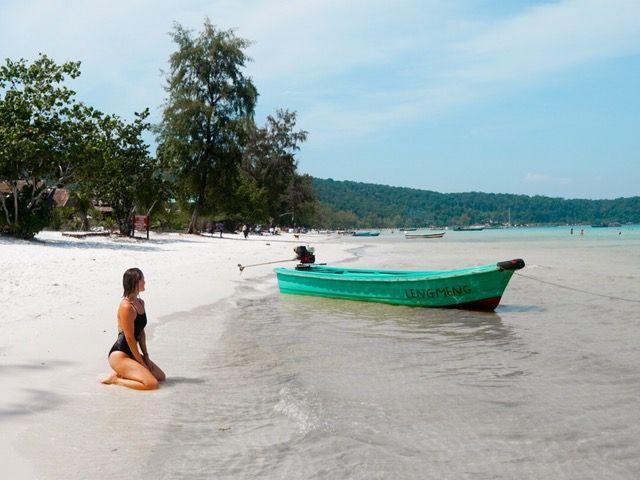 """Viajar sola: Mariangels de """"Vida Molona"""" en Camboya"""