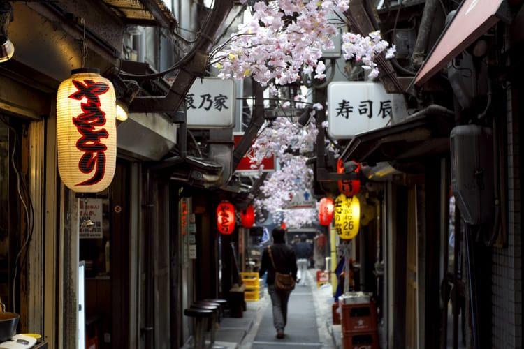 Visitar Tokio: Shinjuku (foto mrhayata)