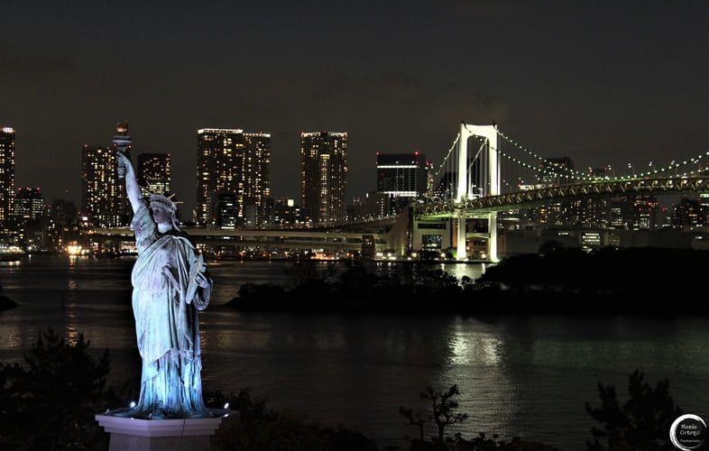 Visitar Tokio: Odaiba (foto propia)