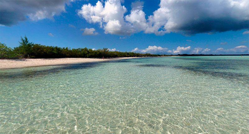 Playas paradisíacas de Cuba: Cayo Coco