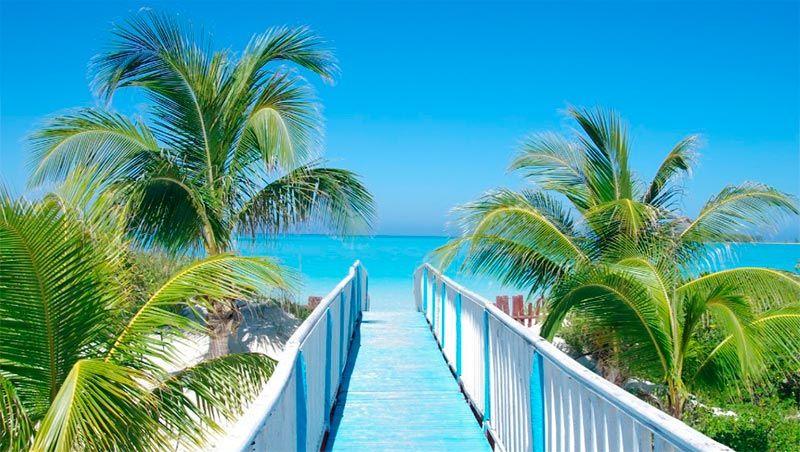 Playas paradisíacas de Cuba: playa Pilar