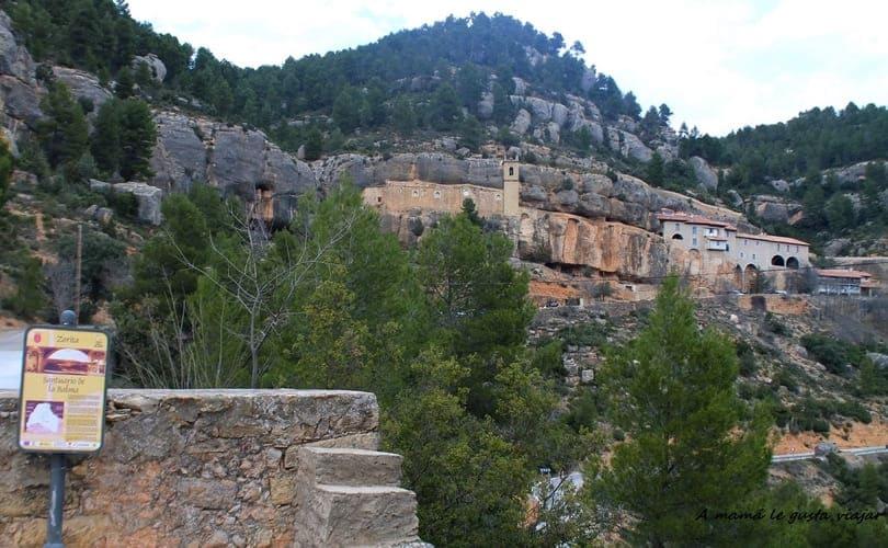 Rincones de Castellón. Santuario de la Balma por A mamá le gusta viajar