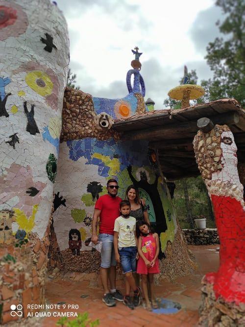 Rincones de Castellón. El jardín de Peter por Millenial Family